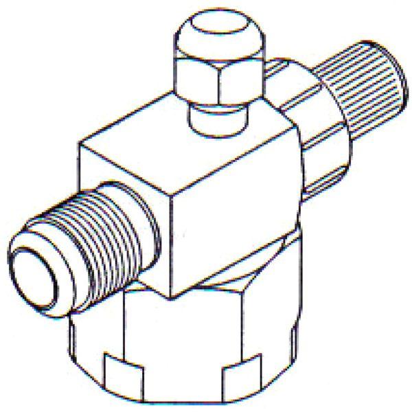FT 0173 Compressor Service Valve 1
