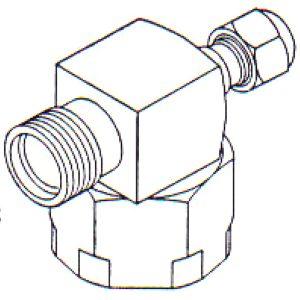 FT 0201 Compressor Service Valve