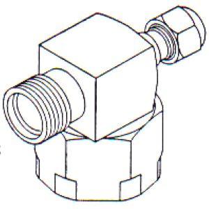 FT 0202 Compressor Service Valve