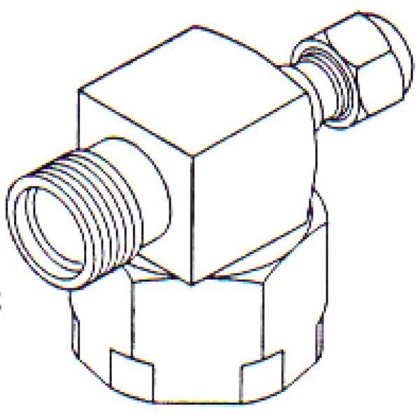 FT 0202 Compressor Service Valve 1