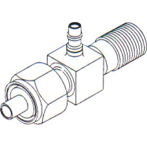 FT 0212 Compressor Service Valve