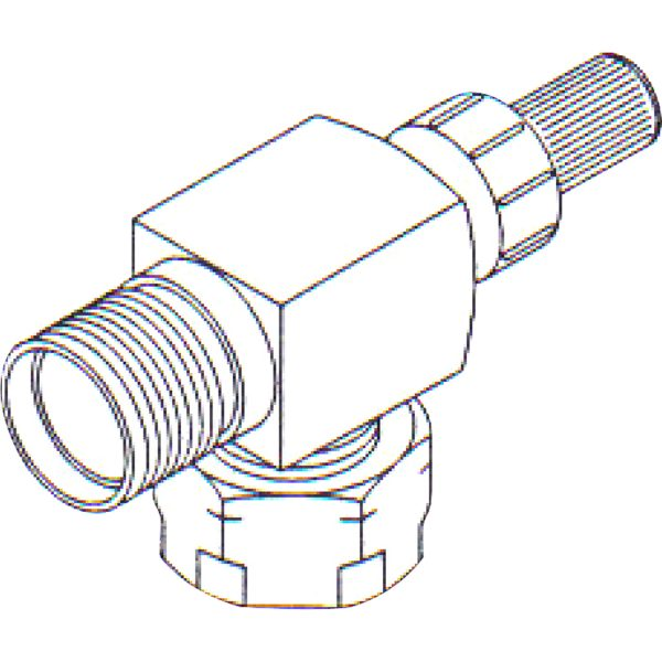 FT 0216 Compressor Service Valve 1