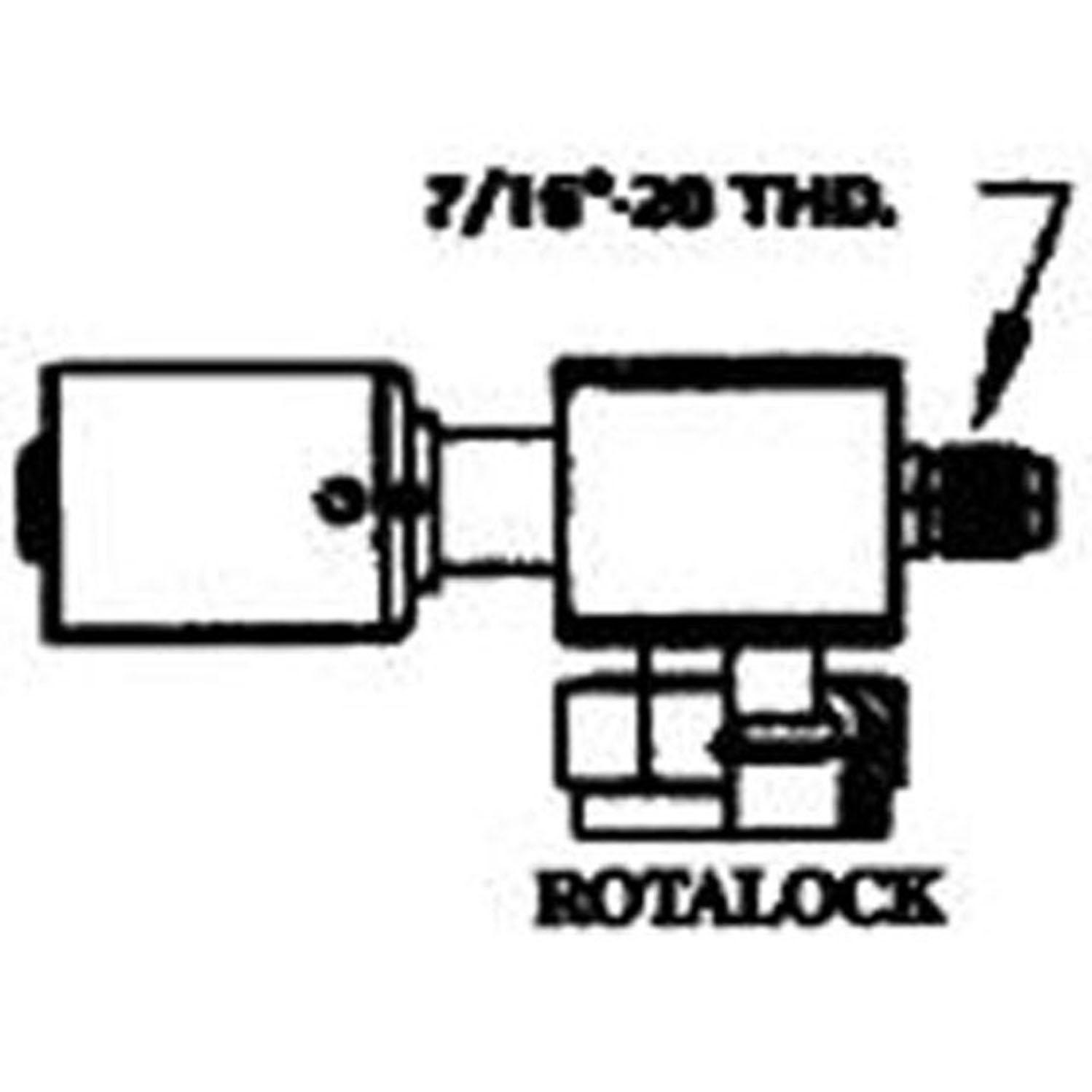 FT 2132-1SB Rotolock