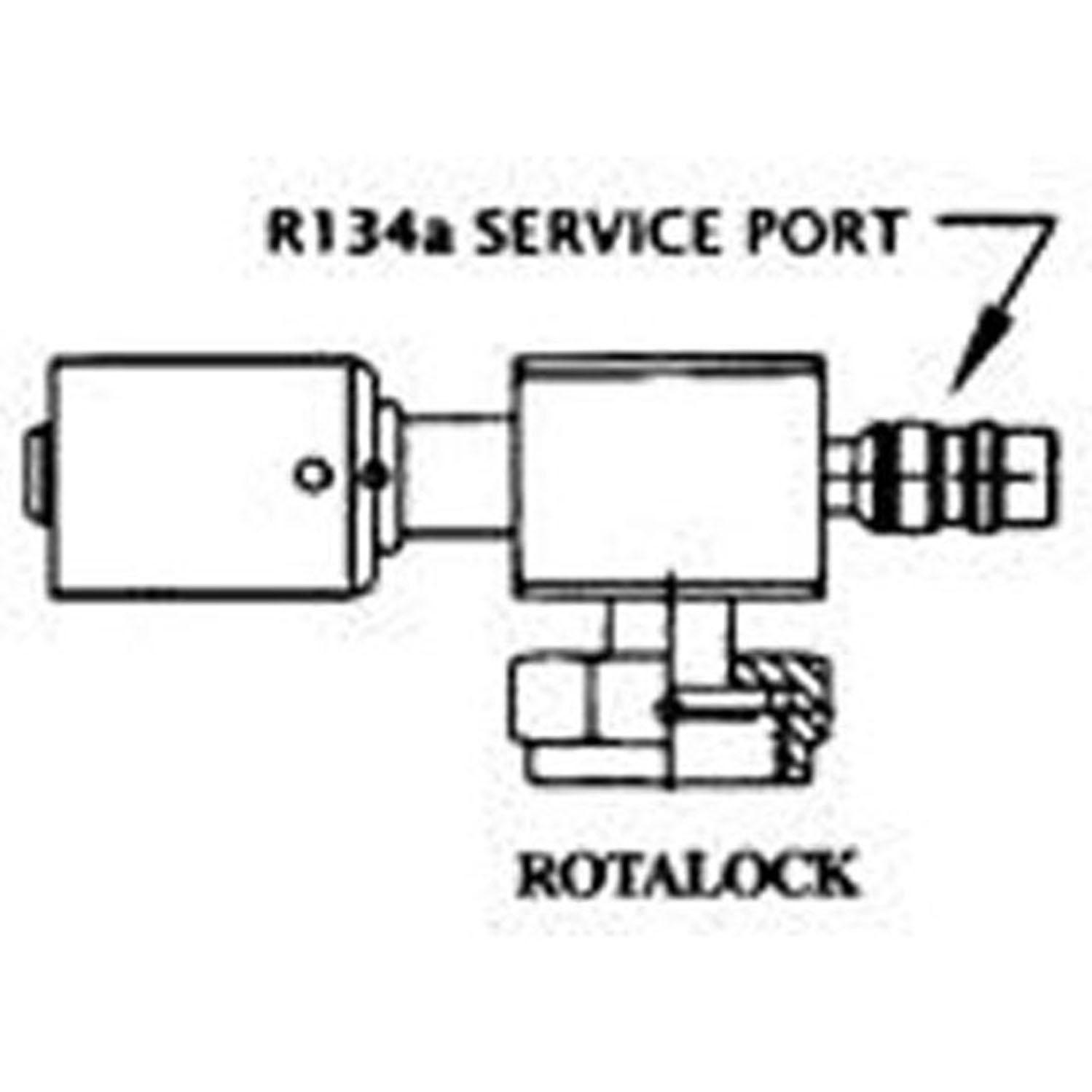 FT 2132-3SB Rotolock