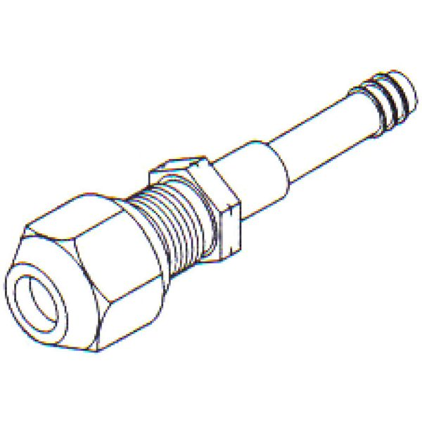 FT 2694 Compression Fitting 1