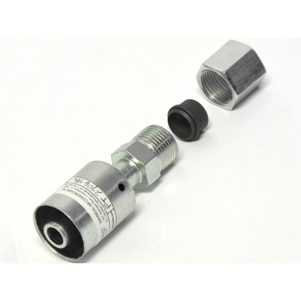FT 2906SBC Compression Fitting