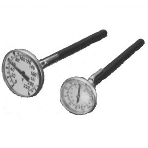 THERMOMETER 0 TO 220C