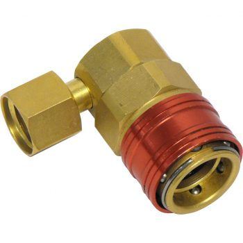 R-134a Snap -n- Seal Coupler (High Side)