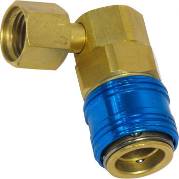 R-134a Snap -n- Seal Coupler (Low Side)