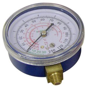 BLU GAUGE TO3166C LOW
