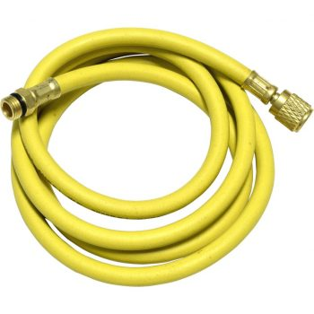 "yellow 72"" hose for R-134a"