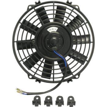 Condenser Fan 9 STRAIGHT 12V