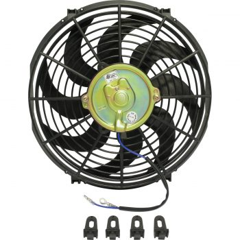 Condenser Fan 12 S BLADE 12V Water Resistant