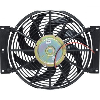 Condenser Fan 14IN 12V S BL HIGH HT