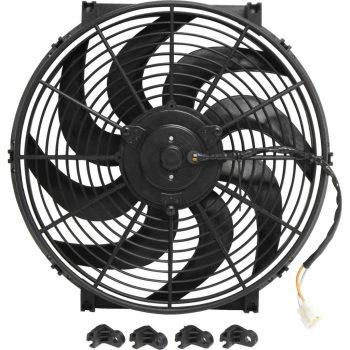 Condenser Fan 14 S BL 12V HG HT 100