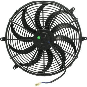 Condenser Fan 16 S BL 12V 160W
