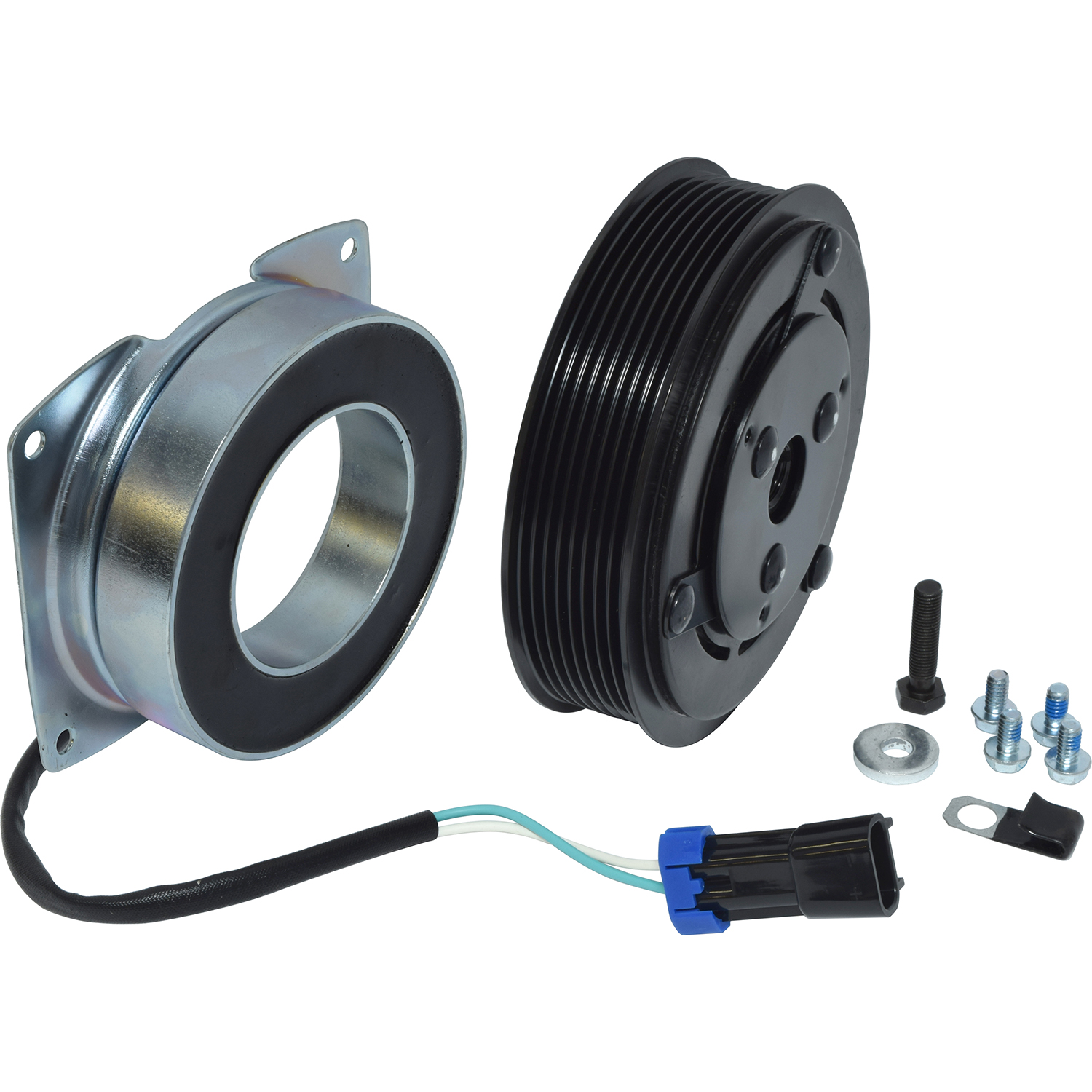 Compressor Clutch YORK PV8 152MM 12V