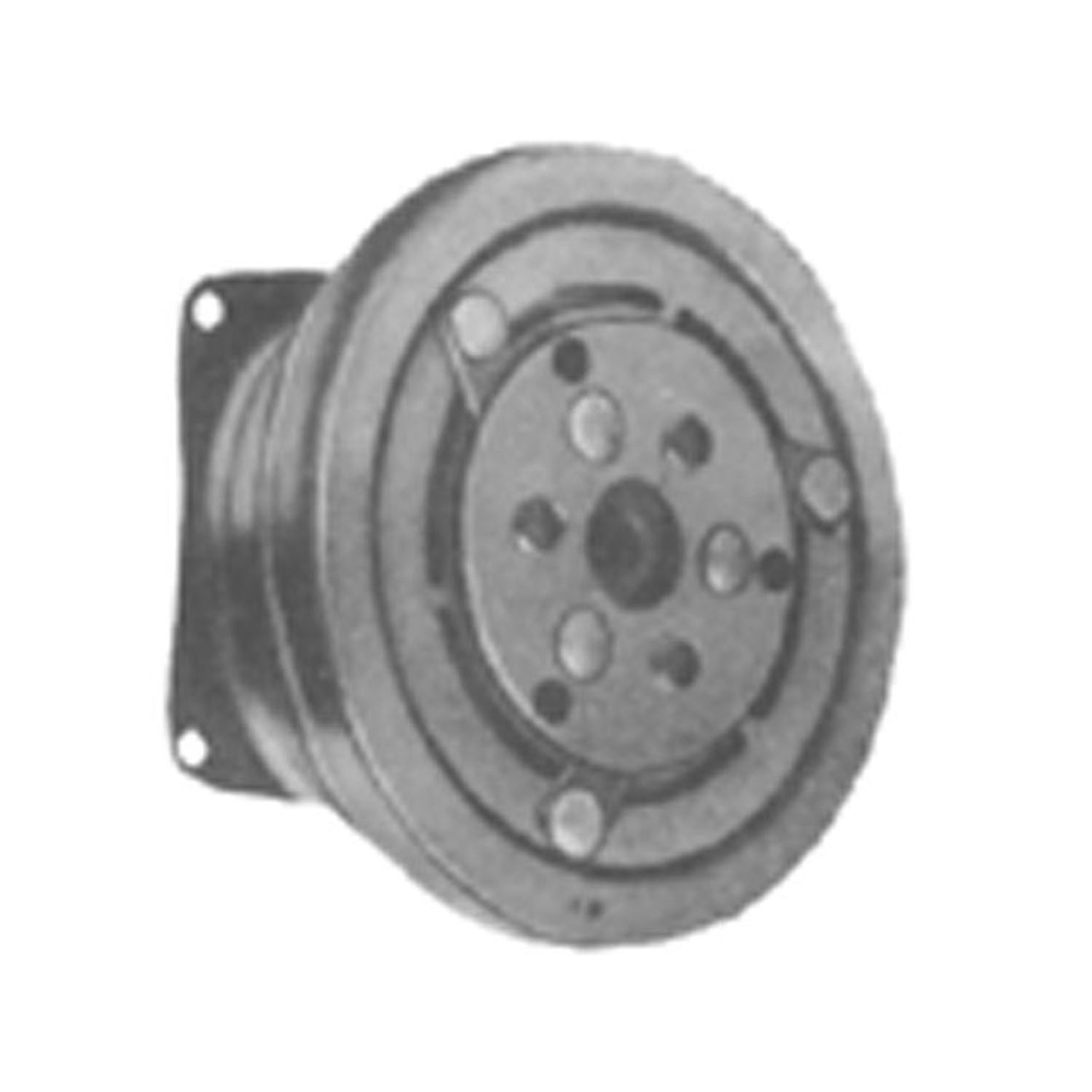 Compressor Clutch YORK 6.25 1G