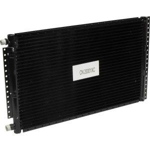 Condenser Parallel Flow PFLOW 12X20 4 RAILS