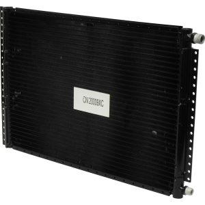 Condenser Parallel Flow PFLOW 14X20 4 RAILS