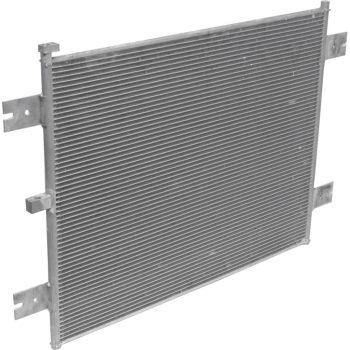Condenser Parallel Flow 99-2004 Peterbilt 387 Condenser w/ std fittings