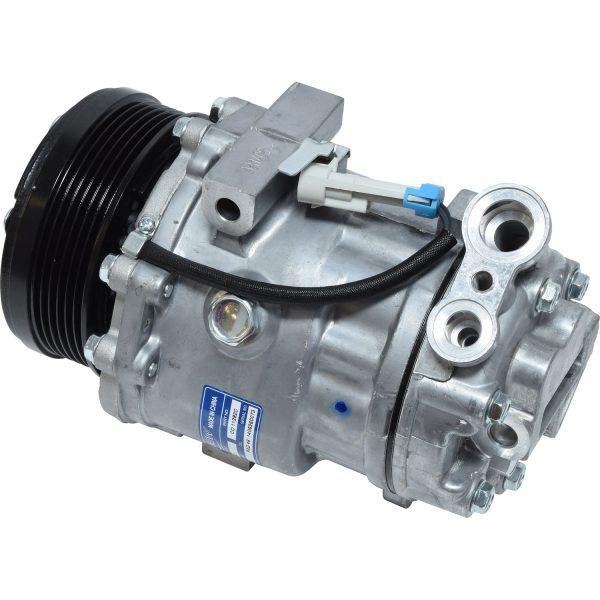 SD6V12 Compressor Assembly 1