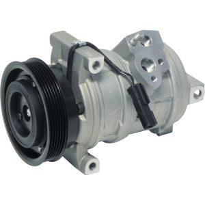 10S17 Compressor Assembly