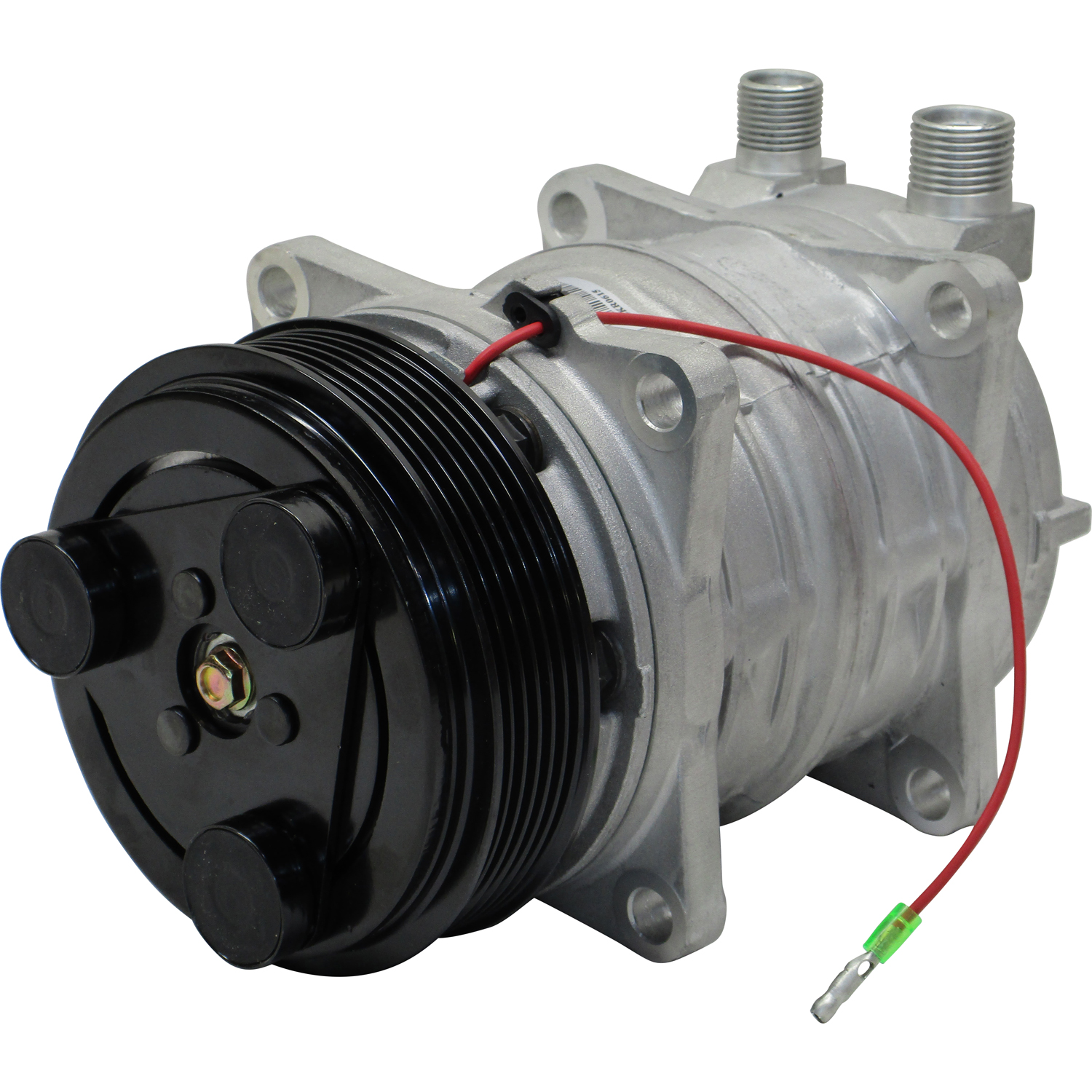 TM13 Compressor Assembly 1