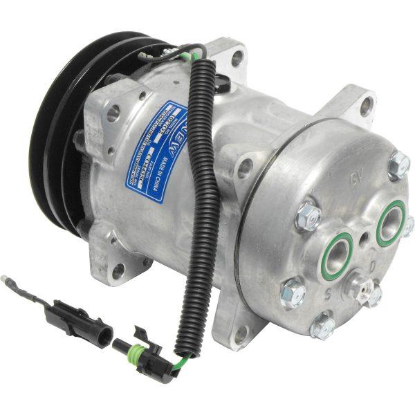 FLX7 Compressor Assembly 1