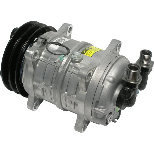 TM16 Compressor Assembly 1