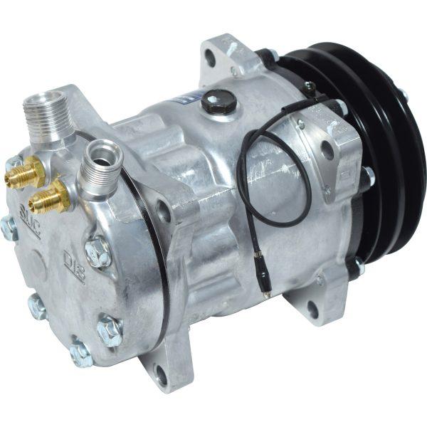 SD709 Compressor Assembly 1