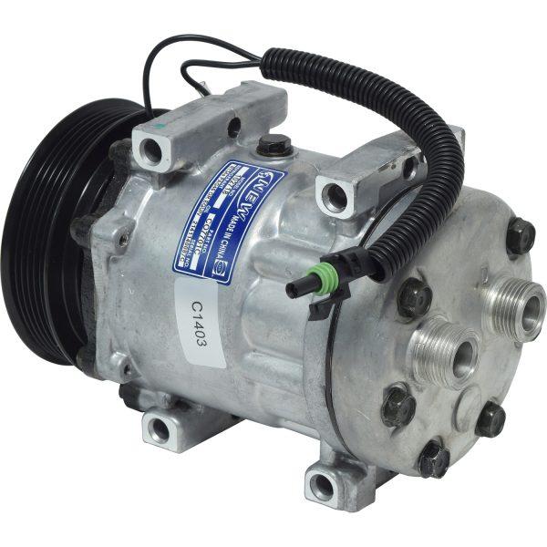 SD709 Compressor Assembly