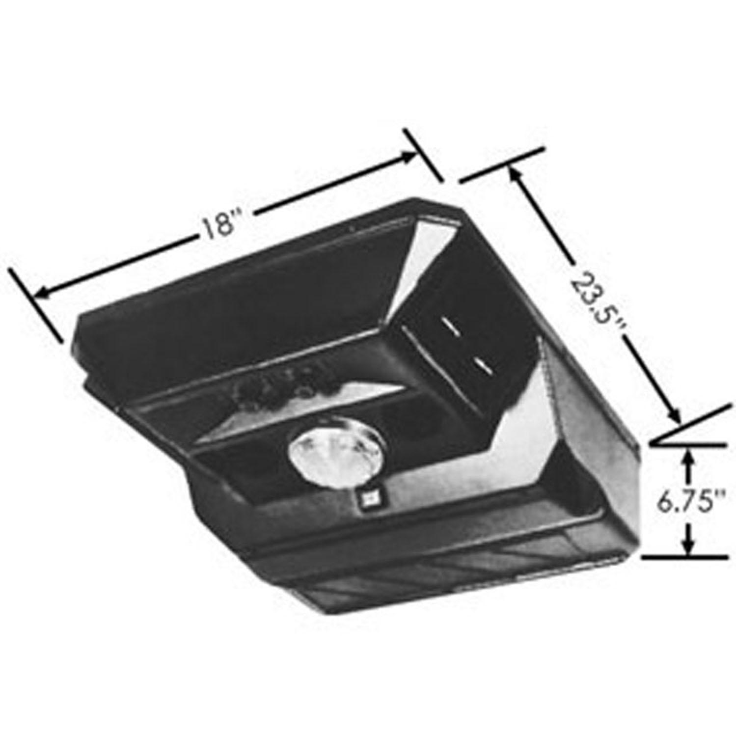 Evaporator Assembly TRUCK CAB CEIL UNIT
