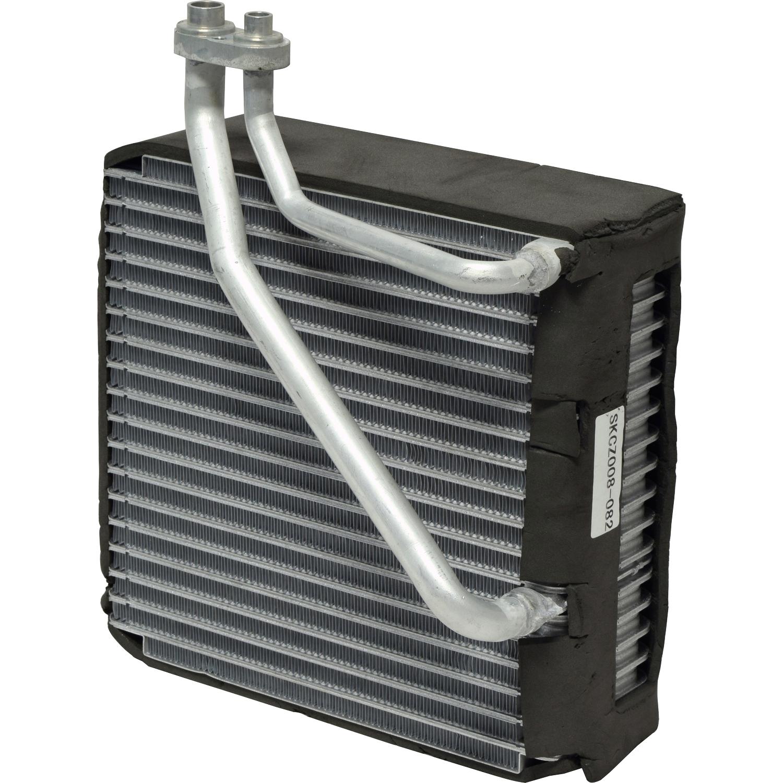 Evaporator Plate Fin Plate Fin Evaporator