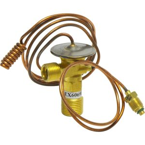 Thermal Expansion Valve 1 1/2 T EXT EQ 1/4 MO