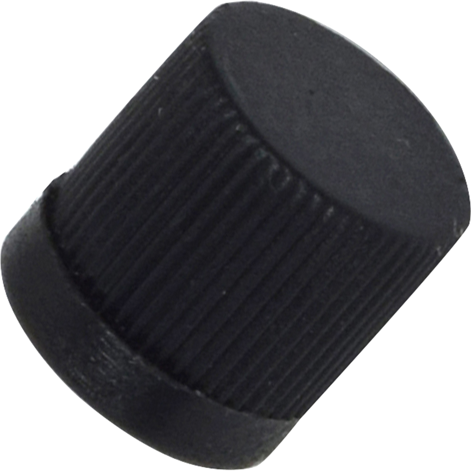 "Cap High/Low Side 1/4"" Male Flare Plastic Service Port Service Cap"
