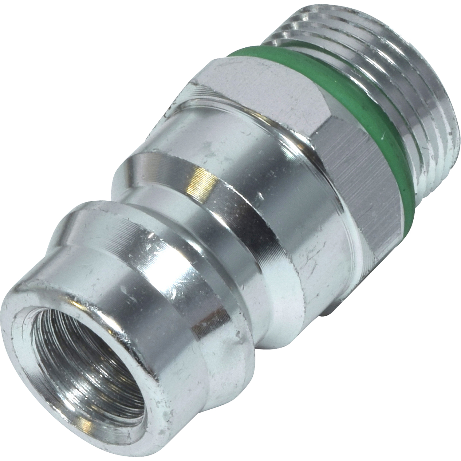 Cap GM HIGH SIDE STEEL HIGH FLOW FITTING