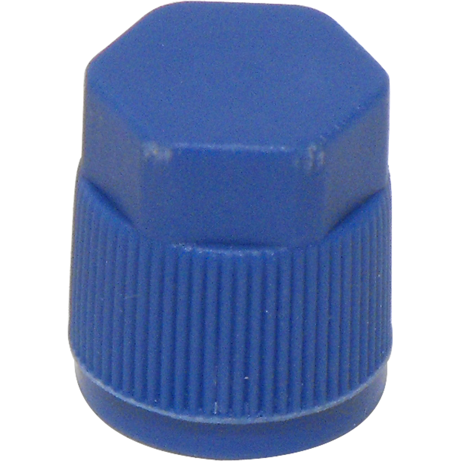 Blue Low Side JRA Port Cap  Replacement Cap for OEM Applications