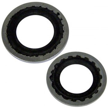 "Sealing Washer Round GM sealing washer kit  (1) 5/8"" Dia. (Thin), (1) 3/4"" Dia. (Thin)"