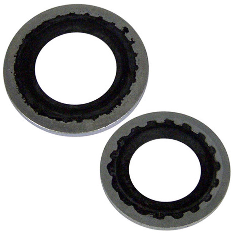 "Sealing Washer Round GM sealing washer kit  (1) 5/8"" Dia. (Thin), (1) 3/4"" Dia. (Thin)"