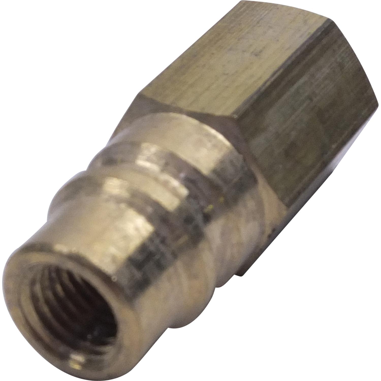 Service Port Adapter Ford OEM R134a Sysyems Low-Side w/ Female Threads  Tread 1/4 (7/16)
