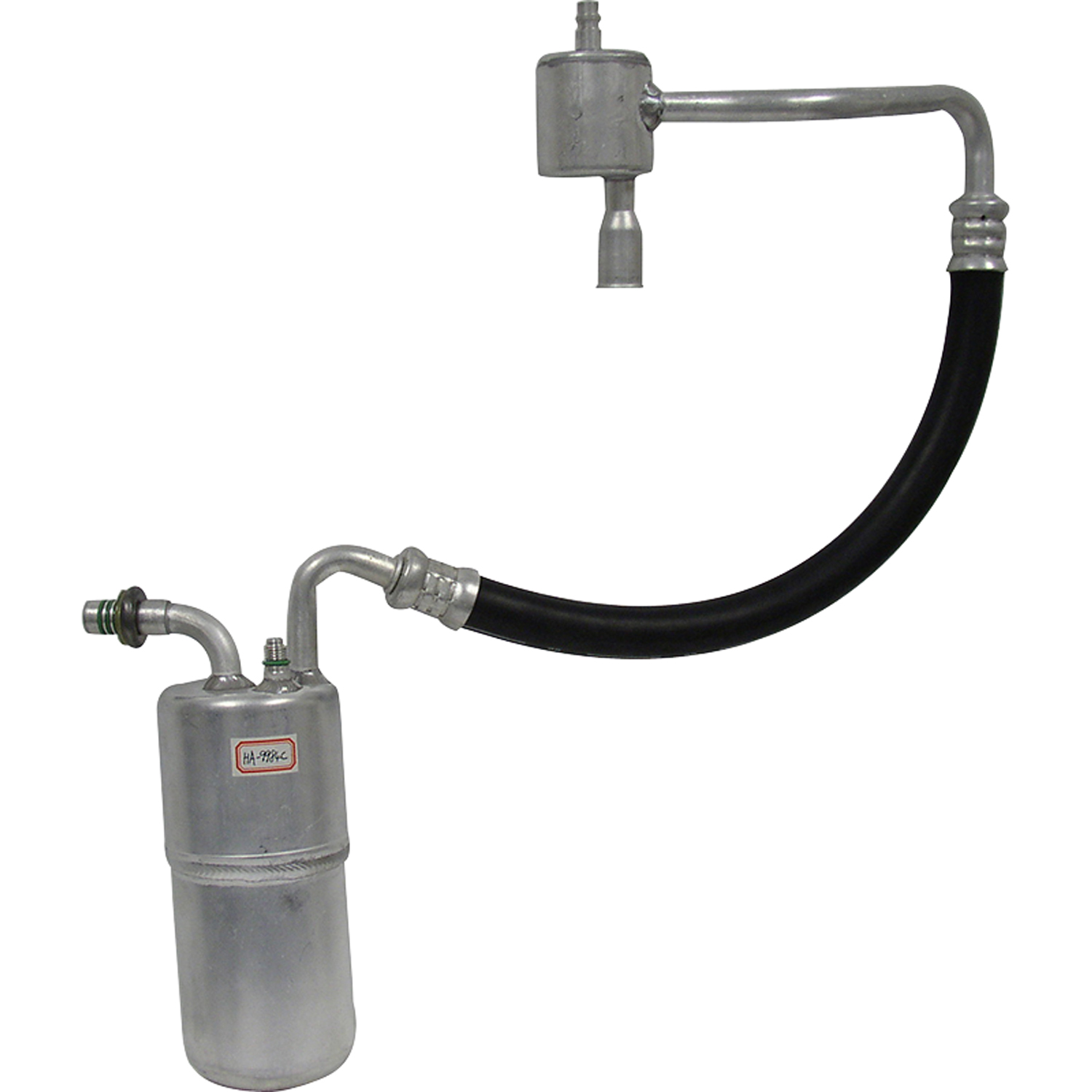 Accumulator with Hose Assembly FRD THUNDERBIRD 96