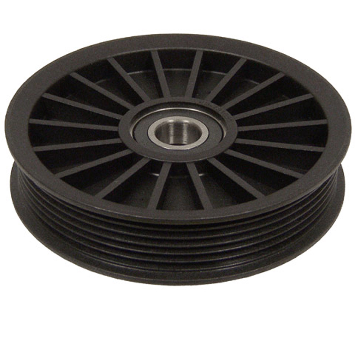 Serpentine Belt Idler Pulley 132MM 6GR FLANGE 1