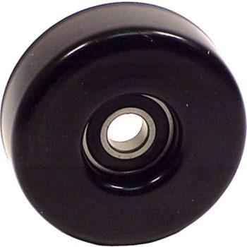 Flat Belt Idler Pulley 4 DIA 1 FLAT PULLEY
