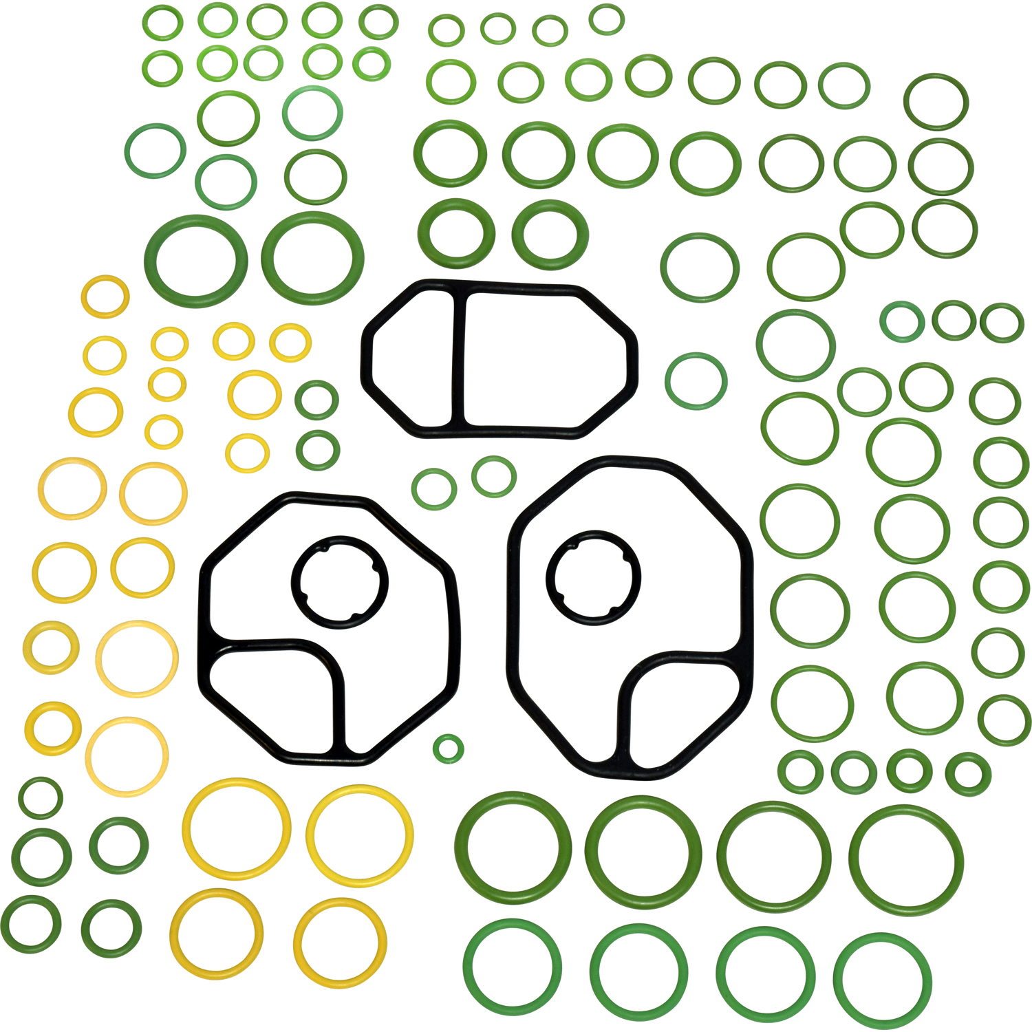 Oring Seal and Gasket Kit European Import 1990-2007 Complete System Kit