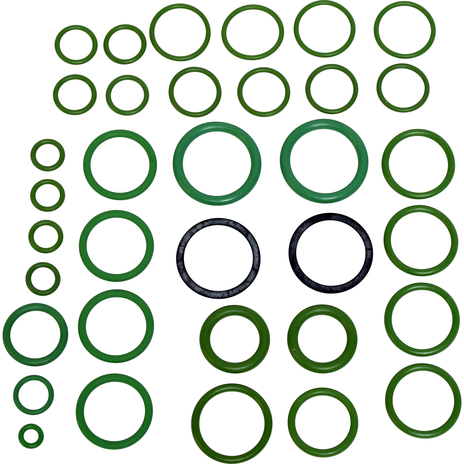 Oring Seal and Gasket Kit Chrysler/Jeep 1980 and Prior Complete System Kit
