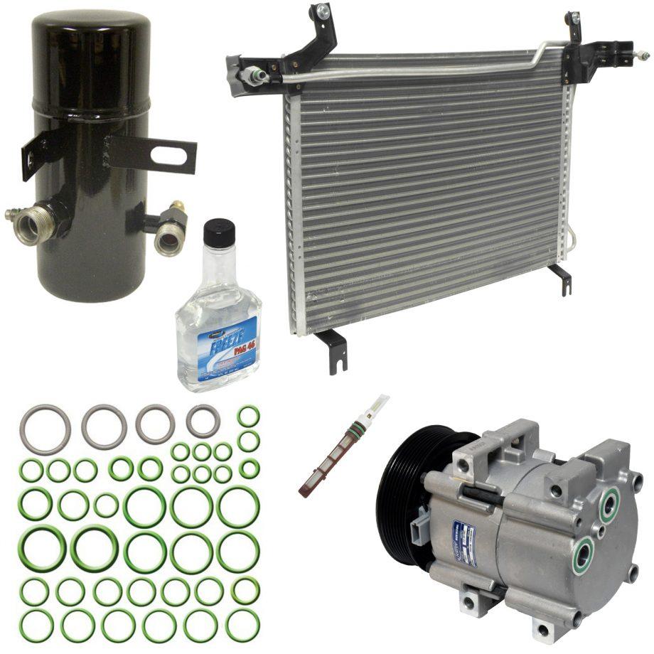 KT 4126A Compressor-Condenser Replacement Kit