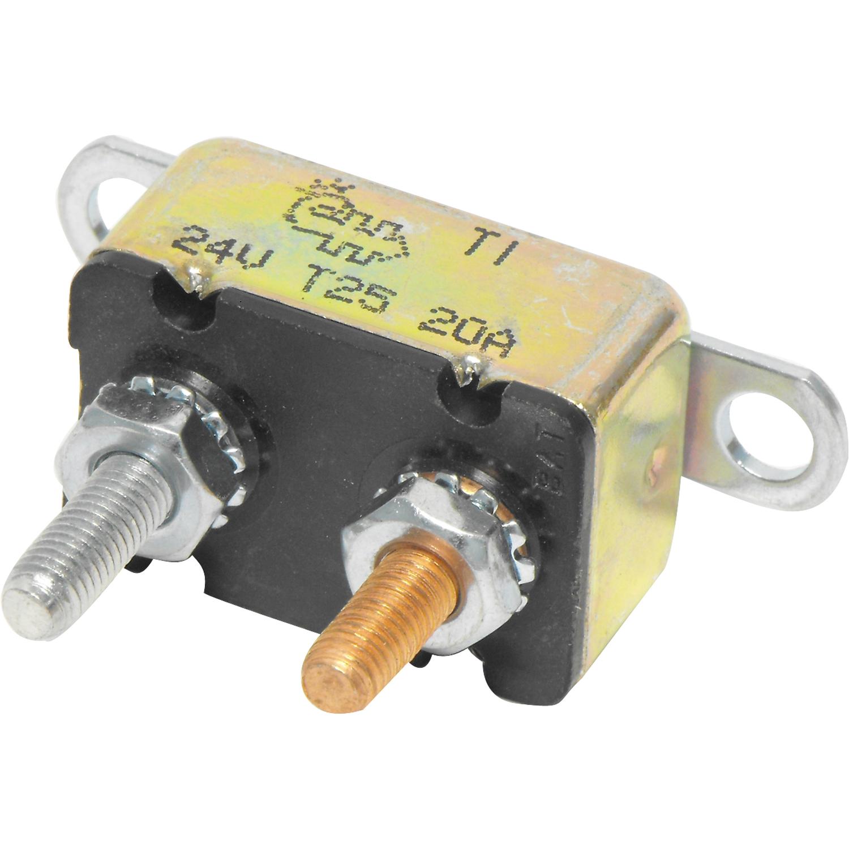 Circuit Breaker BREAKER 20AMP 24V