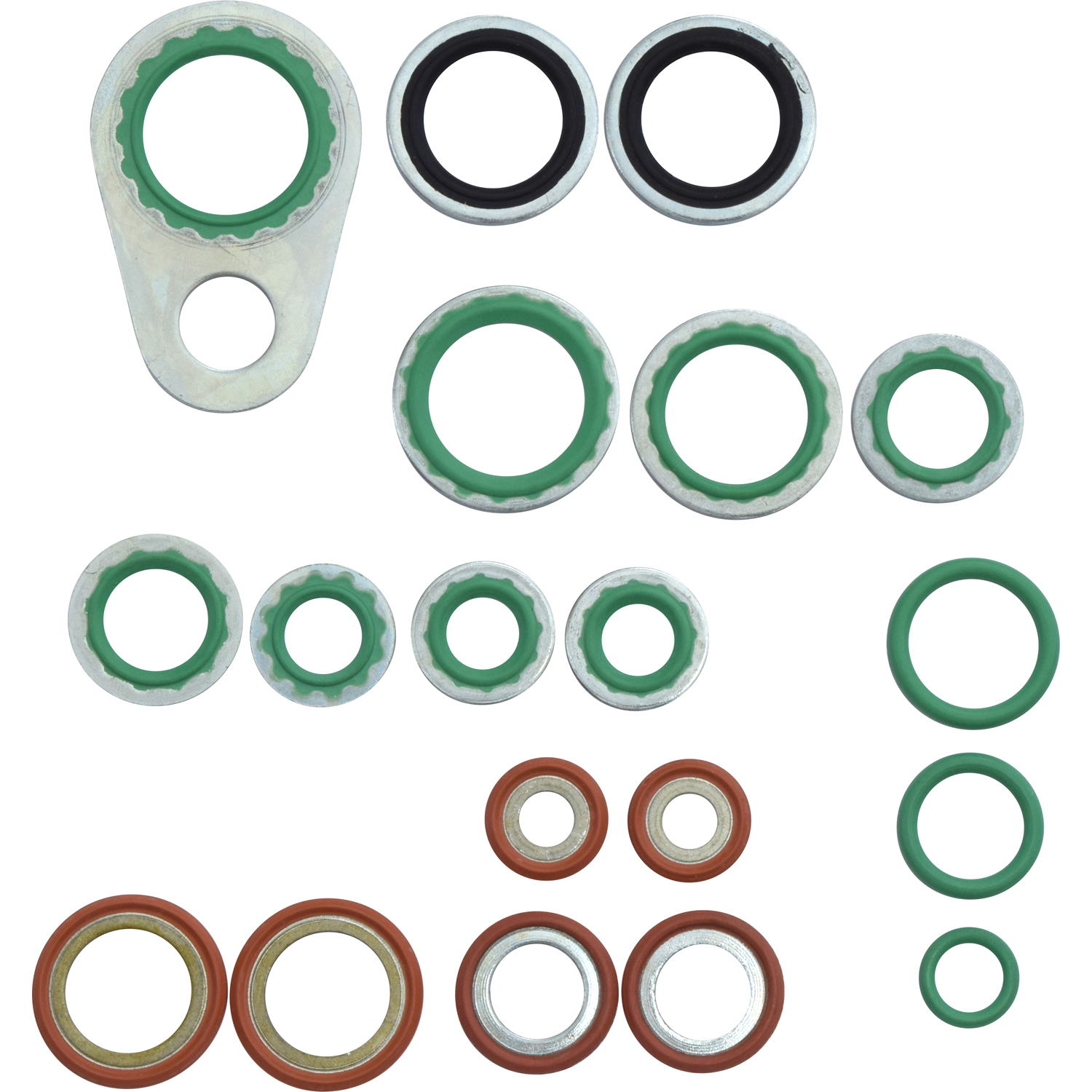 Rapid Seal Oring Kit RS 2729