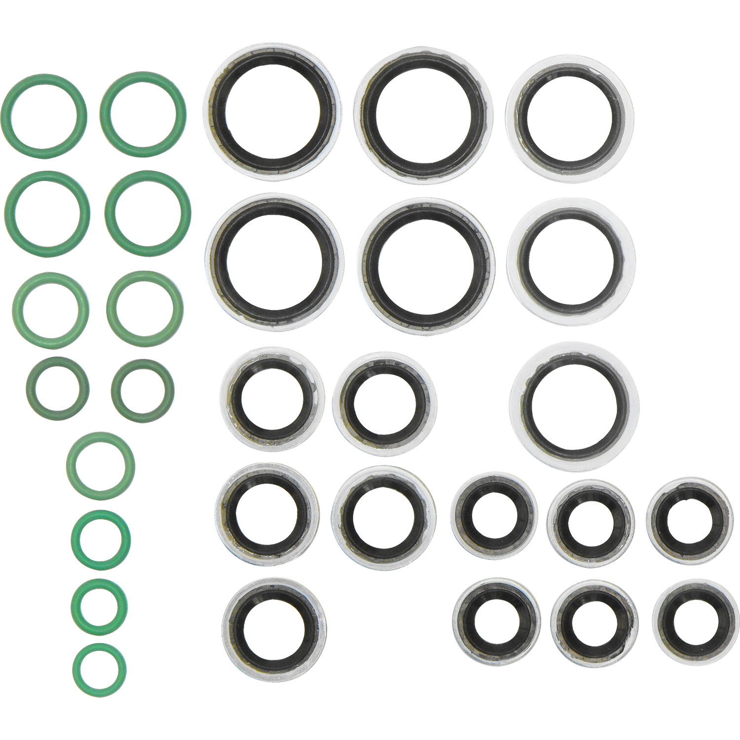 Rapid Seal Oring Kit RS 2741